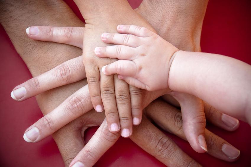 Sichere Bindung - Das Fundament für das gesamte Leben