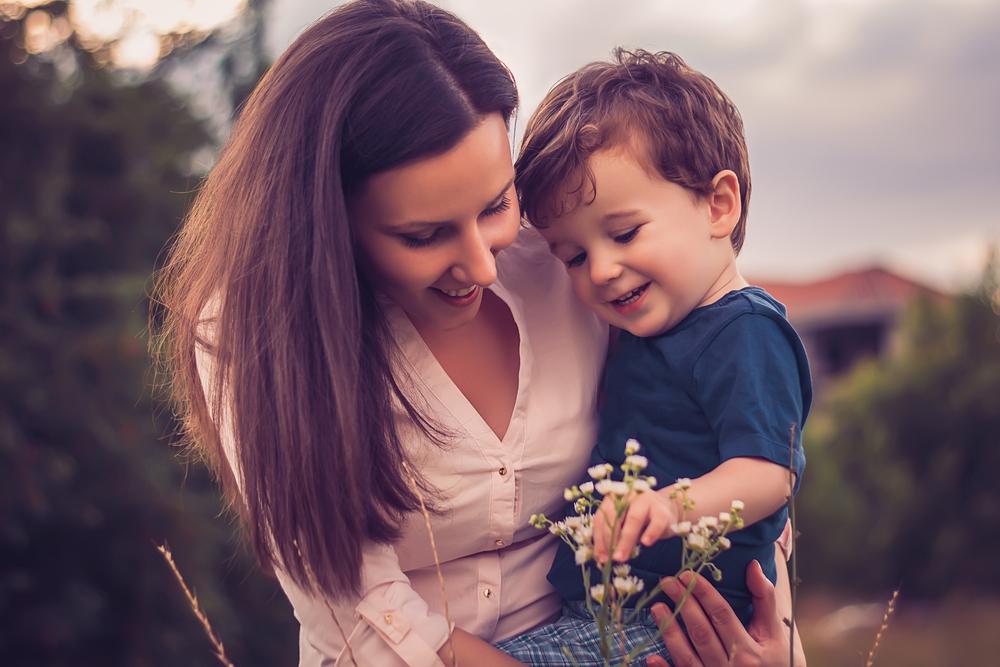 Moderne Erziehung - Gemeinsam Zeit zu verbringen, stärkt die Beziehung