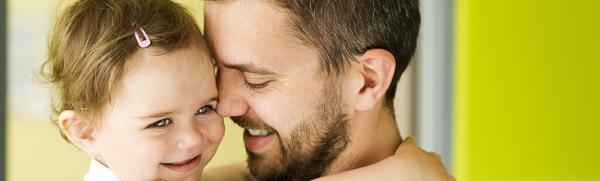 Die sichere Eltern-Kind-Bindung