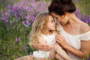 Achtsame Beziehung - Für eine echte Bindung zwischen Mutter und KInd