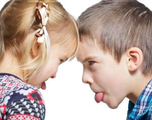 Geschwisterstreitigkeiten gehören zum Alltag dazu