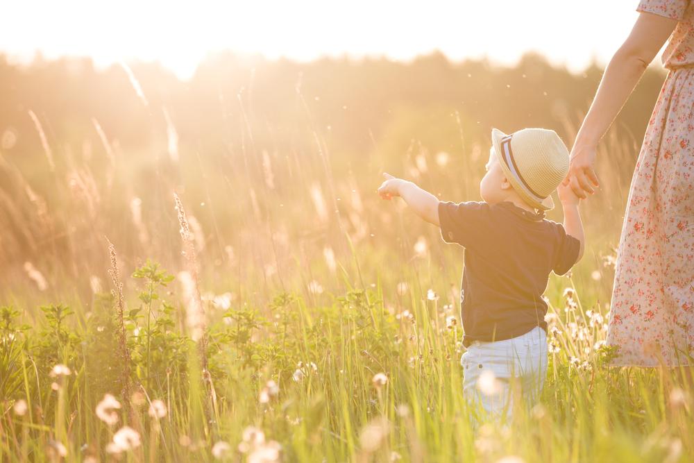Was brauchen Kinder - Liebe, Wärme, Wertschätzung und Respekt