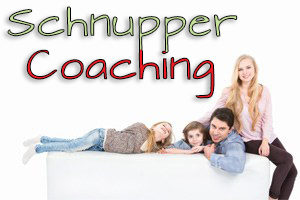 Schnupper Online Coaching