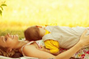 Nähe, Geborgenheit, Kinder, Beziehung