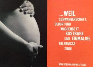 Schwangerschaft,  Geburt, Bindung